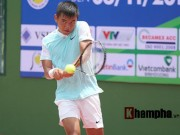 Thể thao - Tin thể thao HOT 28/7: Hoàng Nam bại trận ở vòng 2 Việt Nam F1 Futures