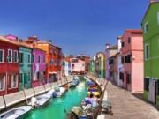 Du lịch - Burano, hòn đảo bí mật nhất ở Venice