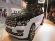Tư vấn - Range Rover thế hệ mới sẽ đối đầu với Bentley Bentayga