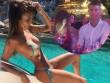 Đời sống Showbiz - Ronaldo ngả nghiêng trong đêm bên mỹ nữ bốc lửa người Ý