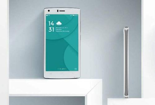 """Điện thoại DCO X5 nhỏ gọn dễ bỏ túi đang gấy """"sốt"""" - 4"""