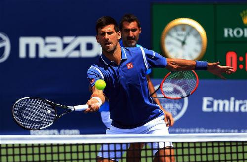 Djokovic – Stepanek: Khác biệt ở thể lực (V3 Rogers Cup) - 1