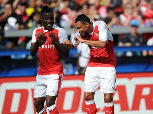 MLS All-Stars - Arsenal: Cuộc chiến các ngôi sao