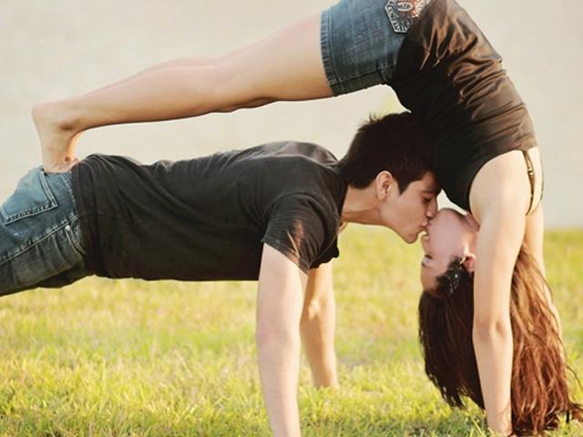 Giải mã 7 kiểu hôn nóng bỏng cho các cặp đôi