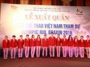 """Thể thao - """"Chuyện yêu"""" ở Olympic: VĐV Việt Nam có """"vượt rào""""? (Phần cuối)"""