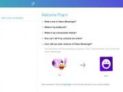 Công nghệ thông tin - Yahoo! Messenger trình làng ứng dụng chat mới cho máy tính