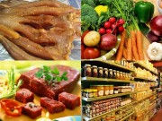 """Ẩm thực - Những thực phẩm ngon, sạch nên tích trữ để """"chống bão"""""""