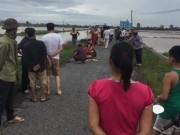 Tin tức trong ngày - Bão số 1: Ba người chết do đâm cột điện đổ ở Nam Định