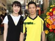 Thể thao - Tiến Minh - Vũ Thị Trang mang cả tình yêu đến Olympic