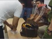 Video An ninh - Tiếp viên hàng không Việt Nam buôn lậu 3 kg vàng