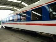 """Tin tức trong ngày - Đường sắt Sài Gòn sắp chạy toa tàu """"sang như khách sạn"""""""