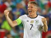 Bóng đá - Tin HOT tối 29/7: Schweinsteiger chia tay ĐT Đức