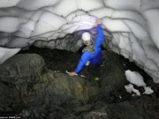 Du lịch - Khám phá đường hầm tuyết trên núi cao nhất Scotland