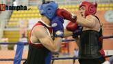 Rung sàn màn đấu võ Việt của hai ông Tây hạng 90kg