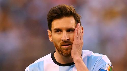 Messi từ chối dự vòng loại World Cup cùng Argentina