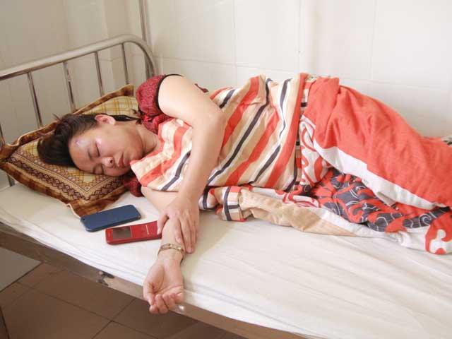 Nữ giám đốc bị đe dọa, hành hung đến nhập viện