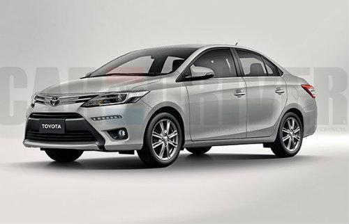 Toyota Etios C giá 450 triệu đồng khiến Honda City lo lắng
