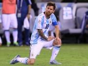 Bóng đá - Messi từ chối dự vòng loại World Cup cùng Argentina