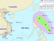 Tin tức trong ngày - 24 giờ tới, áp thấp có khả năng mạnh lên thành bão