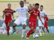 Bóng đá - Sôi động V-League 30/7: Câm lặng sân Thanh Hóa