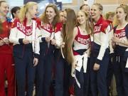 """Thể thao - Olympic: Đoàn Nga đến Rio, tươi cười giữa """"bão doping"""""""