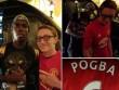 Pogba ký áo chụp hình với fan MU, Sir Alex sốt ruột