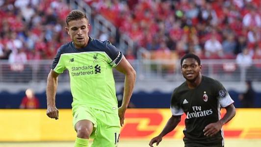 Liverpool - Milan: Khác biệt từ ghế dự bị