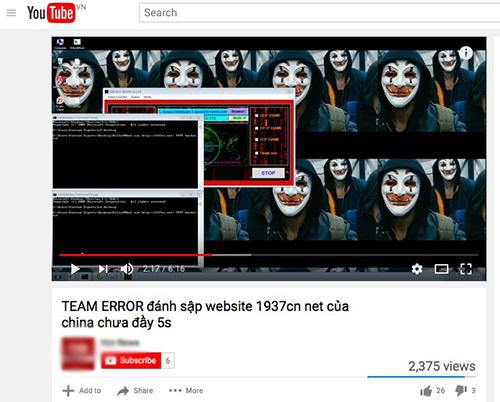 Hậu quả khôn lường khi hacker tấn công trả đũa