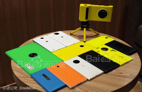 Rò rỉ hình ảnh Microsoft Lumia 2020, 650 XL và Nokia XL 2 - 1