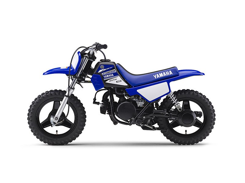 Yamaha PW50 2017 tăng khả năng off-road - 1