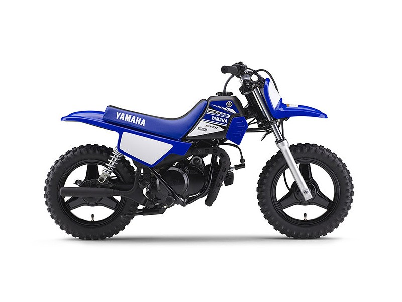 Yamaha PW50 2017 tăng khả năng off-road - 2