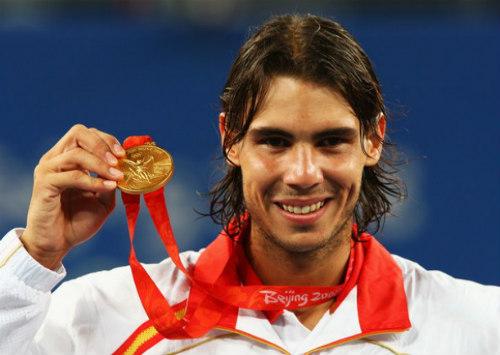 """""""Đánh bại"""" Murray, Nadal sẵn sàng dự Olympic Rio - 2"""