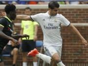 "Bóng đá - Real: Zidane ""chốt"" tương lai Morata, khéo khen Hazard"