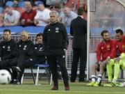 Bóng đá - Mourinho hạnh phúc khi thấy MU mắc sai lầm