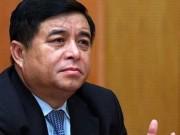Tài chính - Bất động sản - Bộ trưởng Bộ KH&ĐT: Không được chậm trễ với 5 triệu tỉ