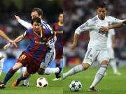 """Bóng đá - Messi, CR7, Rô """"béo"""", Rô """"vẩu"""": Ai qua người giỏi nhất?"""