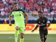 Bóng đá - Liverpool - Milan: Khác biệt từ ghế dự bị