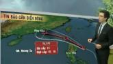 Dự báo thời tiết VTV 31/7: Bão Nida giật cấp 12 tiến vào Biển Đông