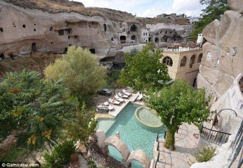 10 khách sạn độc đáo nhất trên thế giới - 4