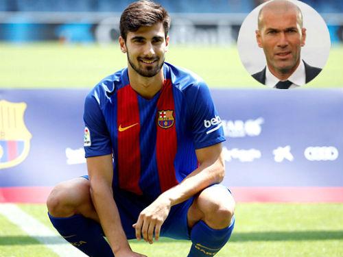 """Tin sáng 1/8: """"Bom tấn"""" Barca thần tượng Zidane"""