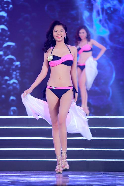 Lộ diện Người đẹp Biển của Hoa hậu Bản sắc Việt - 8