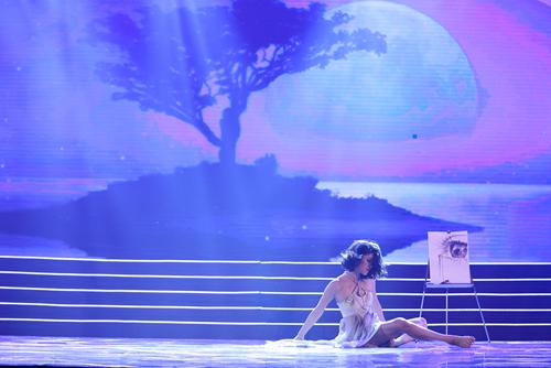 Lộ diện Người đẹp Biển của Hoa hậu Bản sắc Việt - 13