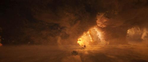 9 cảnh phim bom tấn trước và sau khi dùng kỹ xảo - 2