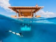 """Thế giới - Thử cảm giác lạ ở 10 khách sạn """"độc"""" nhất hành tinh"""