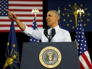 Thế giới - Obama lần đầu nói về phán quyết Biển Đông