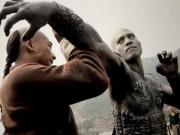 Phim - Video phim: Siêu sao võ thuật bị đánh hộc máu miệng