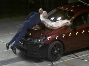 Tư vấn - Subaru Impreza mới trang bị túi khí bảo vệ người đi đường