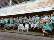 Thể thao - German GP: Giấc mơ tan vỡ của người Đức!