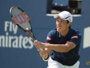 Thể thao - Tennis 24/7: Nishikori lập hat-trick buồn chung kết Masters