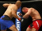 Thể thao - UFC: Knock-out lịch sử 14 giây đấm đối thủ nằm sàn